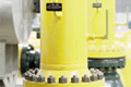Erdgas-Versorgung